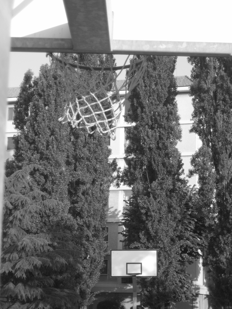 Canestri di via Kolbe, Mestre Venezia