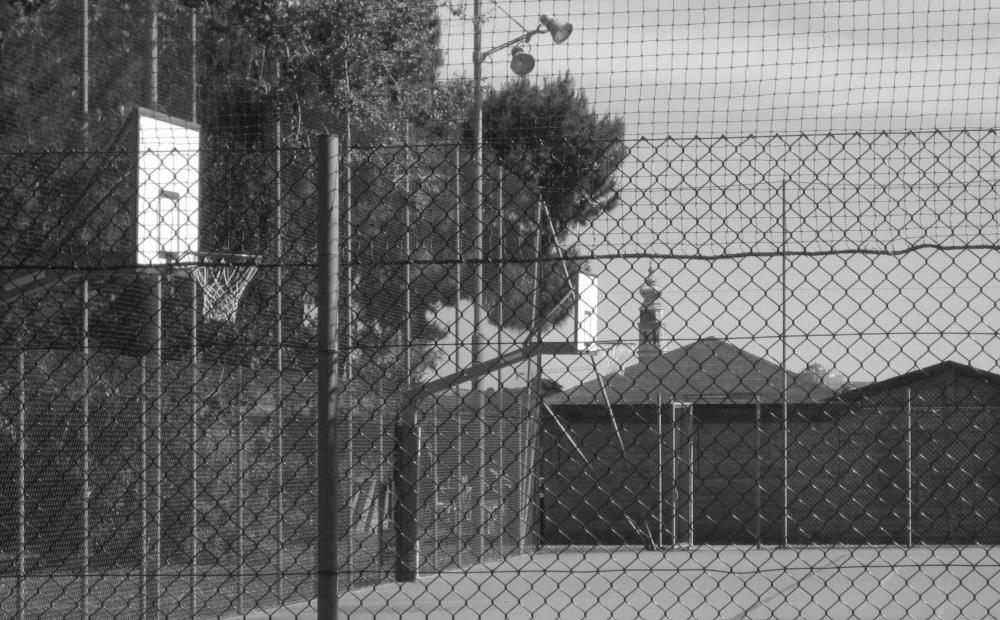 Campi da basket a San Servolo