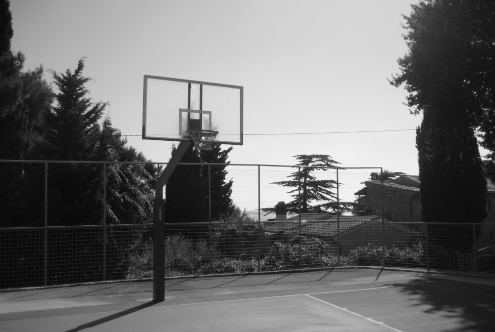 Campo basket NK Piran