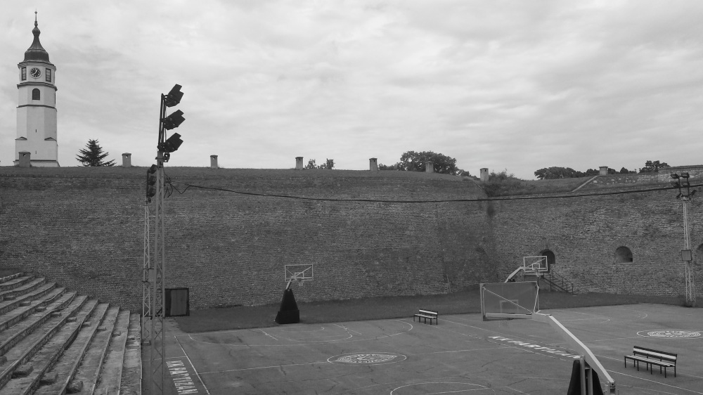 Fortezza Kalemegdan Belgrado