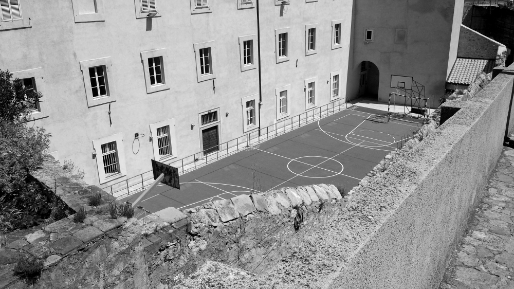 Campo da basket Dubrovnik