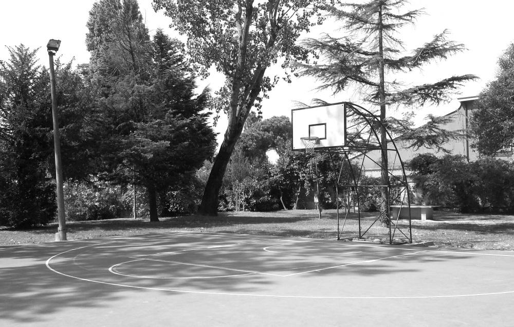 Campo da basket Lido di Venezia