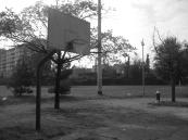 Campo basket via Valeggio Milano