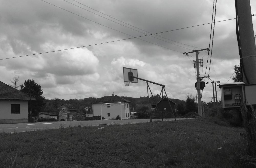 Campo da basket a Kunsterdorf
