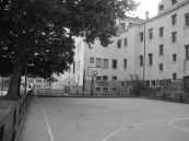 Campo da basket a Santa Marta